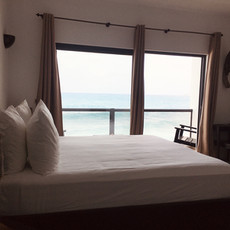 Room with seaview