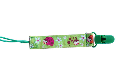 Soother Clip - Ladybug
