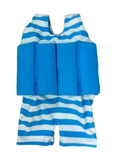 Learn to Swim Floatsuit - Blue