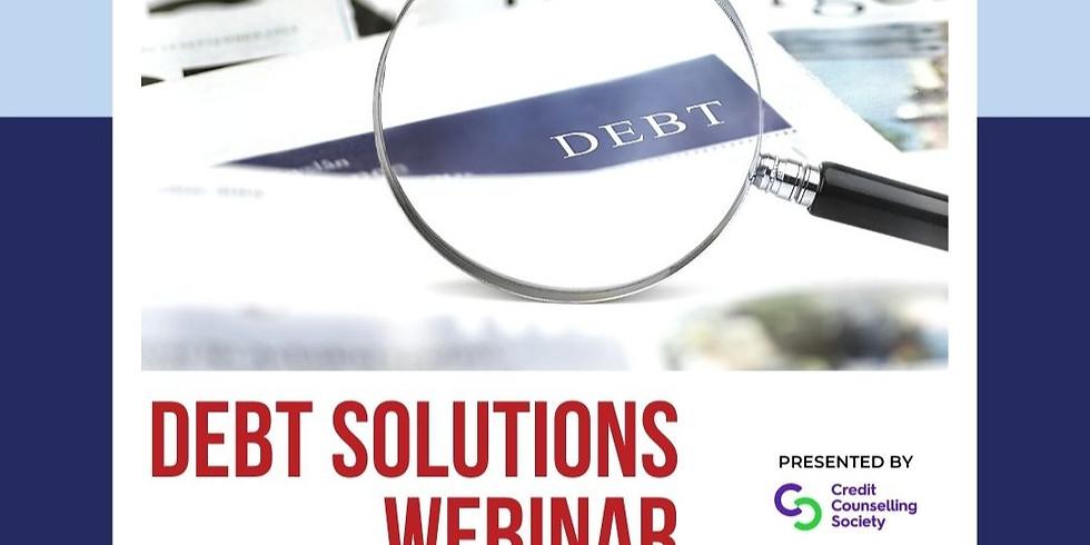 Debt Solutions Webinar
