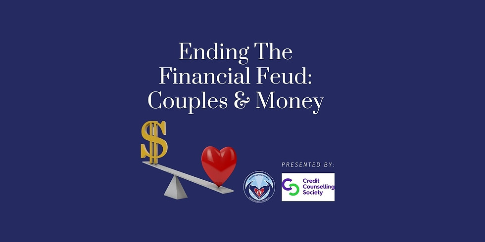 Ending The Financial Feud: Couples & Money - Webinar