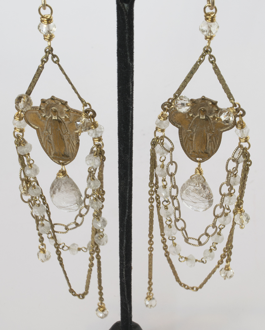 Andrea Barnett Earrings