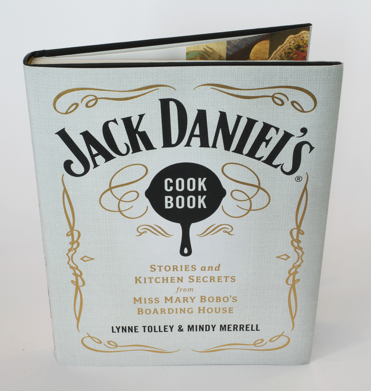 Jack Daniel's cook book