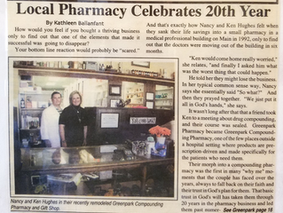 How we started Greenpark Pharmacy and Gifts