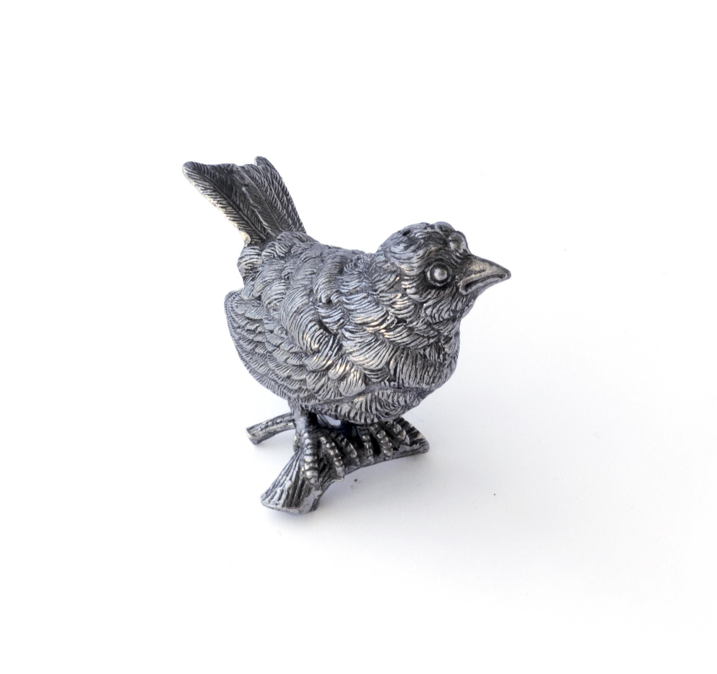 Bird Salt Shaker