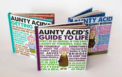 Aunty Acid Books