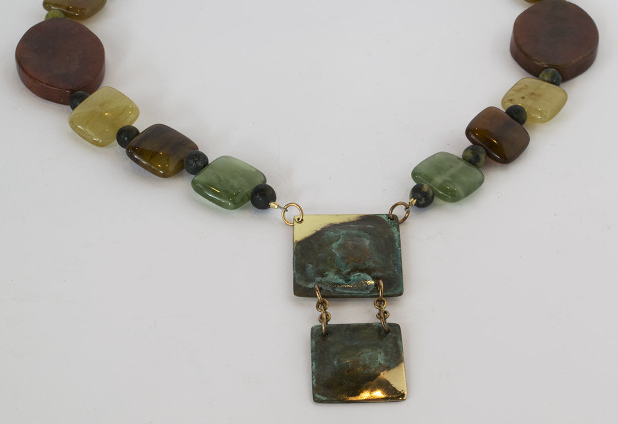 Elaine Coyne necklace