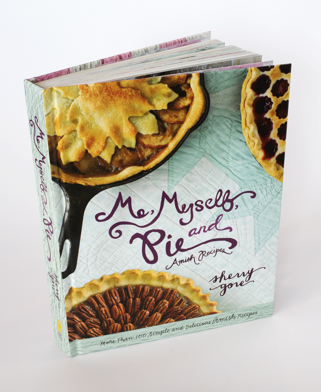 Me, Myself, and Pie book