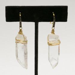 Hazen earrings