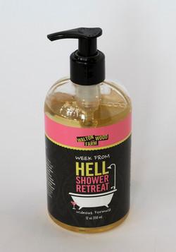 Week from Hell Shower Retreat