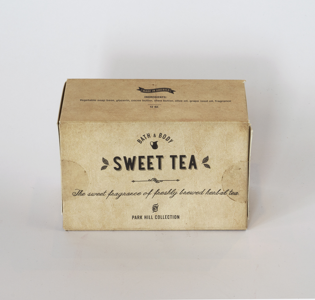 Sweet Tea Handmade Soap