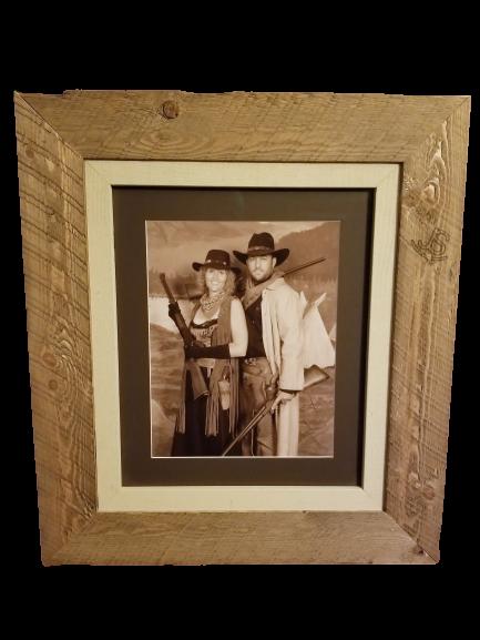 Old Tyme Photo Frame