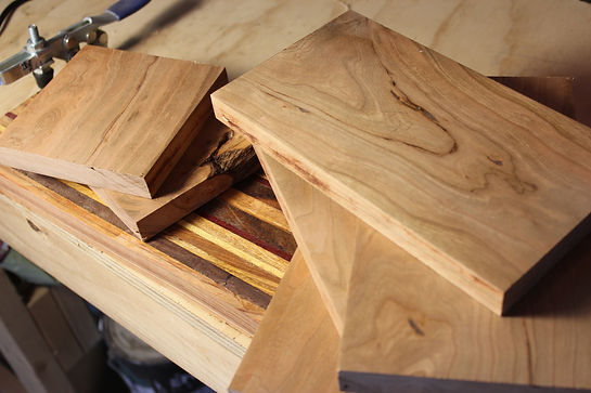 Page 2 Photo - Cherry Wood Stack 3 -- Re
