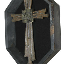 Amazing Grace Cross Frame