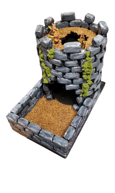 Gaming Dice Tower