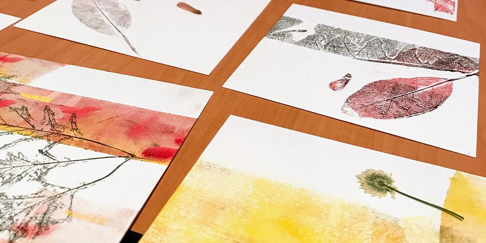 Botanical Printmaking