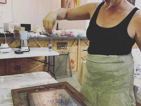 Handmade Papermaking Workshop