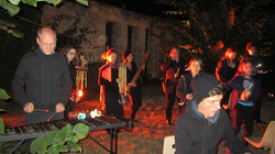 Jardin sonore Nuit Patrimoine 2016