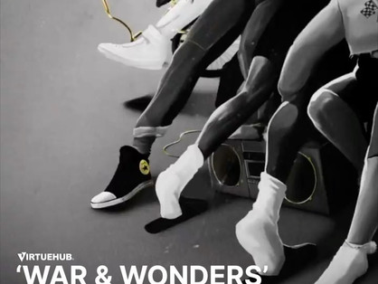 'War & Wonders' the new album by @dsmoke7 coming out on 24th this month.