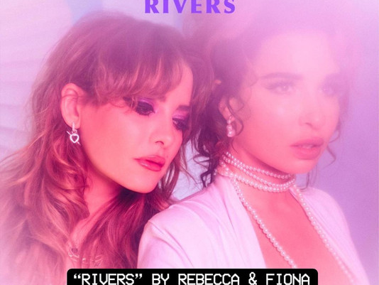 """""""Rivers"""" by @rebeccafiona is Out Now! 💗"""