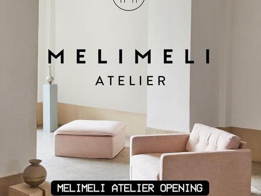 MELIMELI Atelier opening 19th February in Stockholm!