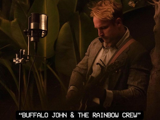"""""""Buffalo John & The Rainbow Crew"""" an EP by @weschiller is Out Now!"""