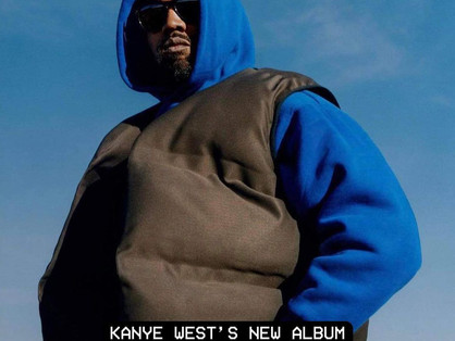 """Kanye West's new album """"donda"""" is out now."""
