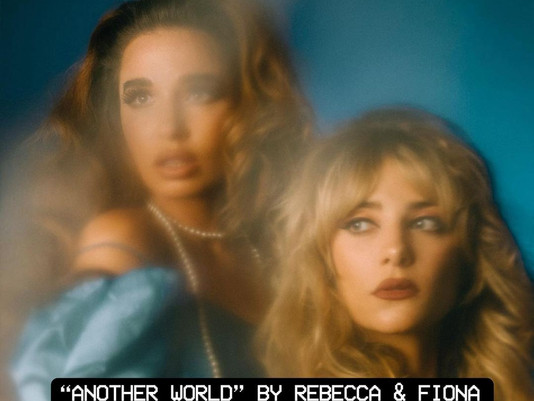 """""""Another World"""" by @rebeccafiona has reached over 400,000 streams on @spotify"""