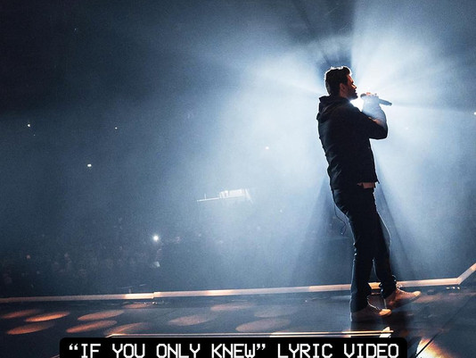 """""""If You Only Knew"""" Lyric Video by @jasonwalkerofficial_ is Out Now!"""