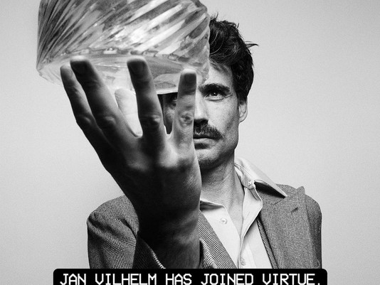 Jan Vilhelm has joined VIRTUE. Welcome to the family! ❤️