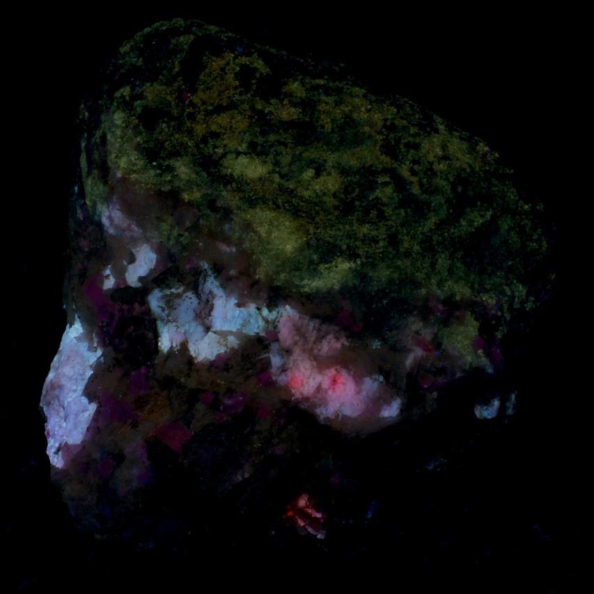 Phlogopite, Hackmanite, Winchite
