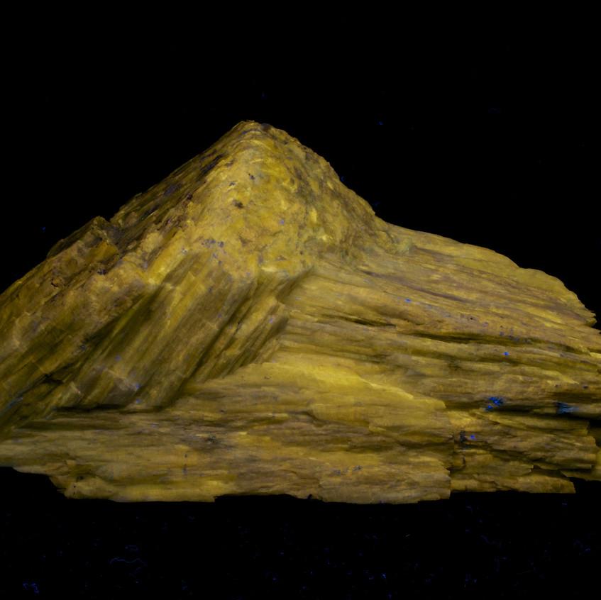 Wollastonite, Fengjiashan Mine, Chin