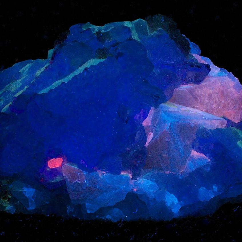 Scheelite, Dongshan Mine, China