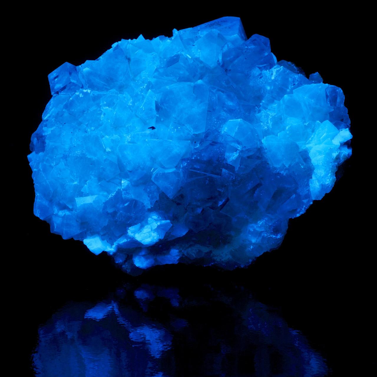 Scheelite and Fluorite