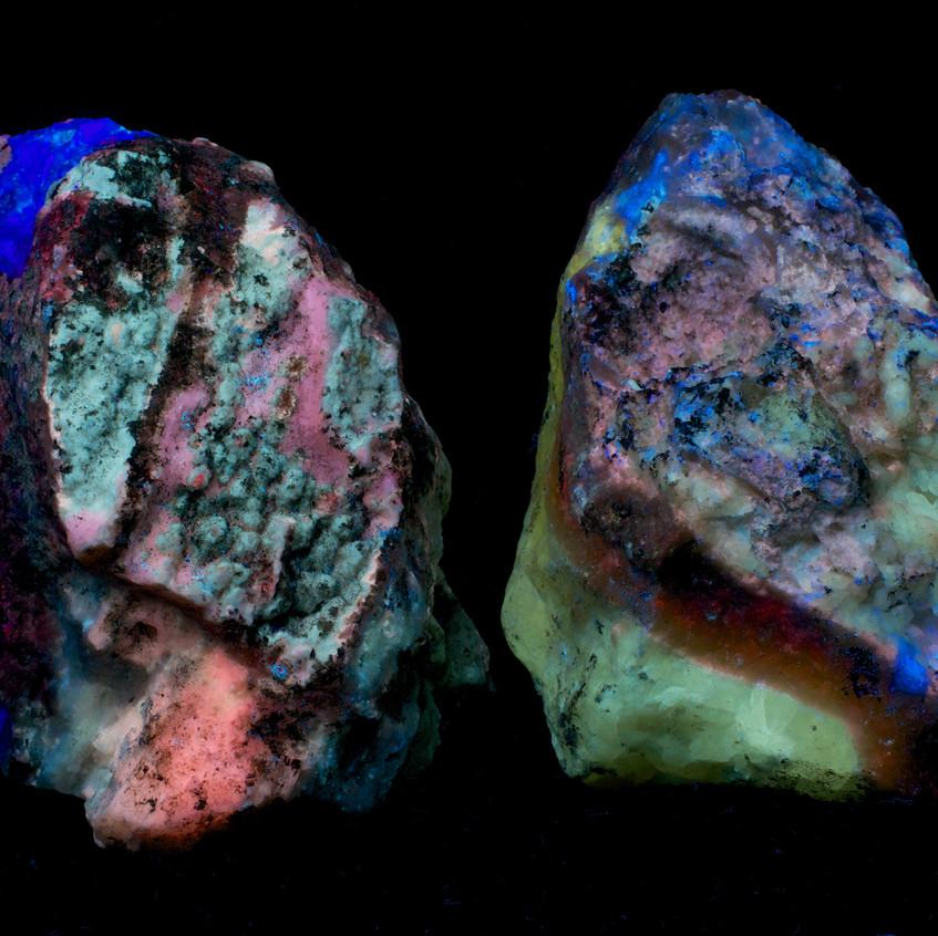 Rampgill Mine Minerals