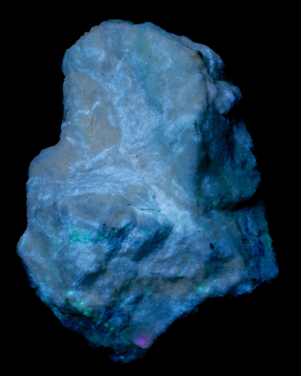 Wollastonite with Fluorapatite