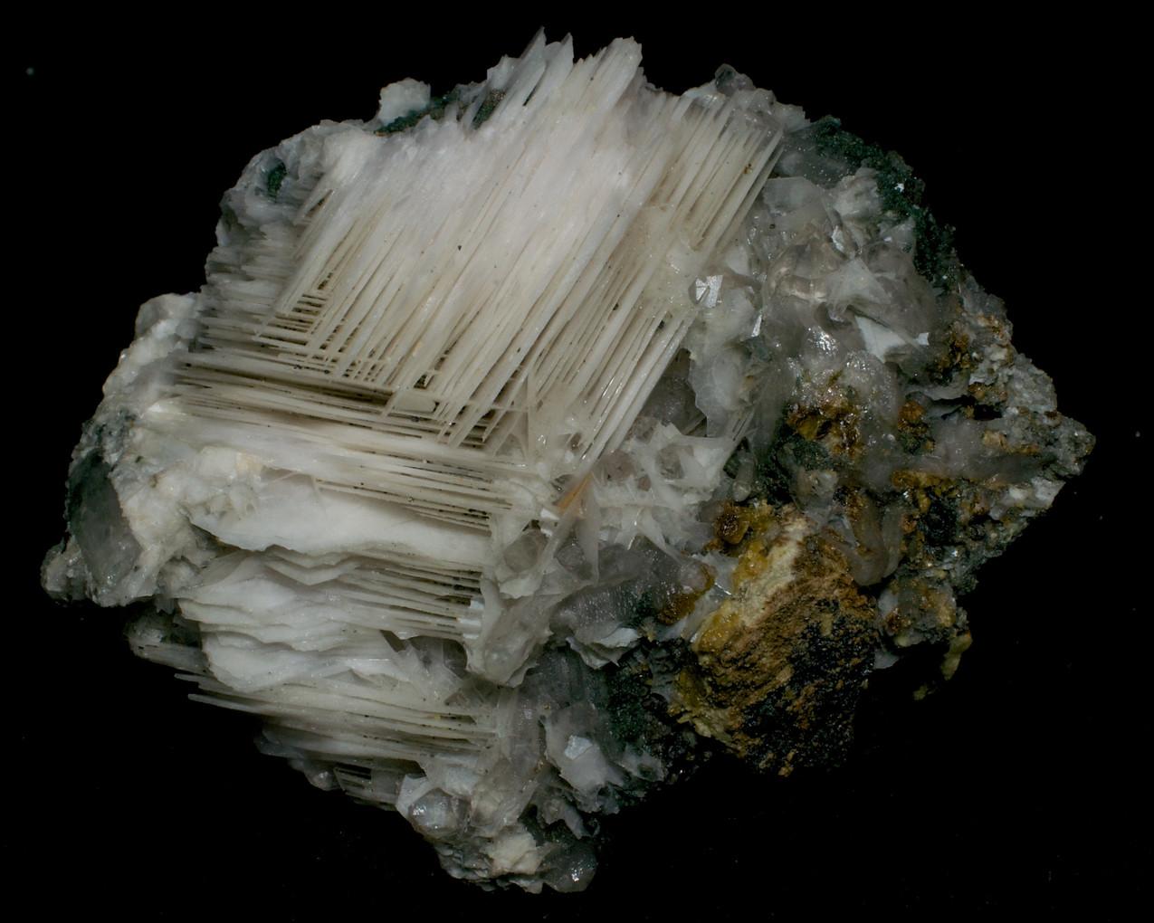 Bladed Calcite