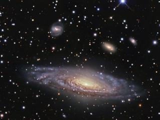 Beyond the Galaxies