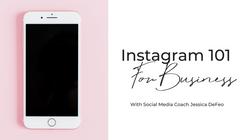 Webinar Instagram for Business