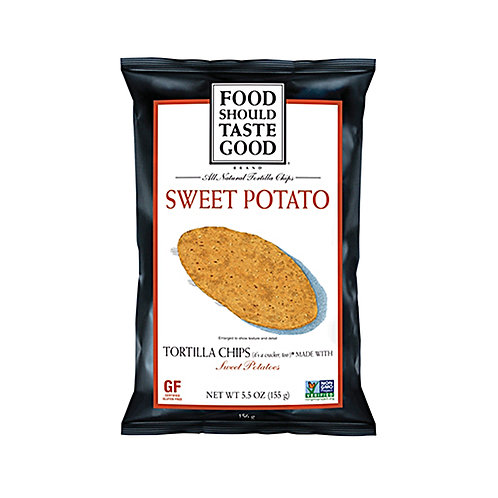 天然蕃薯片 All Natural Tortilla Chips (Sweet Potato)