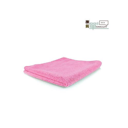 85%竹纖維洗面方巾 (粉紅色) 85% Bamboo Fibre Face Towel (Square-Pink)