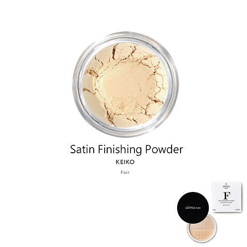 絲緞定妝蜜粉 (貝子) Satin Finishing Powder (Color:Keiko)
