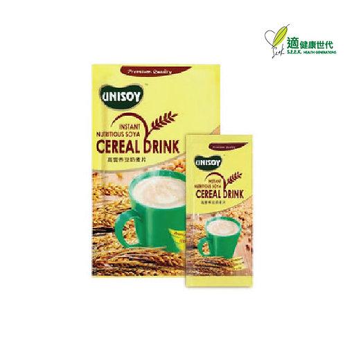 有機豆奶麥片 Organic Instant Nutritious Soya Cereal Drink
