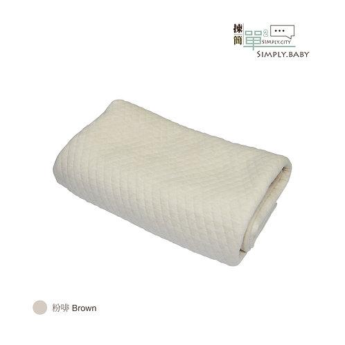 有機棉BB加厚夾棉被 Organic Cotton Baby Double Layer Blanket