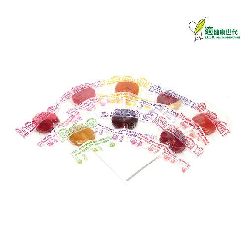 有機棒棒糖(雜果味) (單支) Organic Lollipops (Assorted) (1pc)