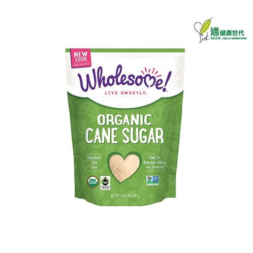 有機庶糖 Organic Cane Sugar