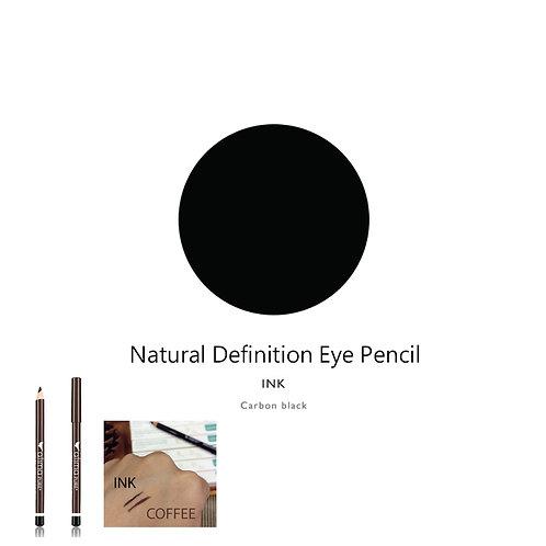 自然眼線筆 (碳黑色) Natural Definition Eye Pencil (Color:Ink)