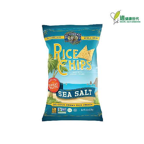 天然糙米脆片 (海鹽味) Rice Chips (Sea Salt)