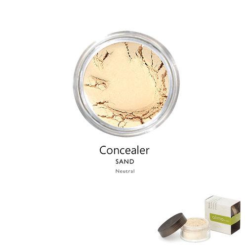 天然礦物遮瑕粉 (沙色) Mineral Concealer (Color:Sand)