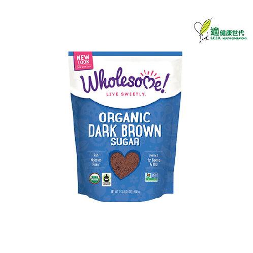 有機黑糖 Organic Dark Brown Sugar